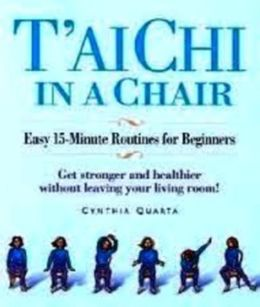 Tai chi in a chair new book cover